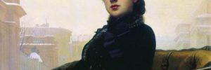 Схема вышивки крестом: «картины известных художников классика» скачать бесплатно в фото
