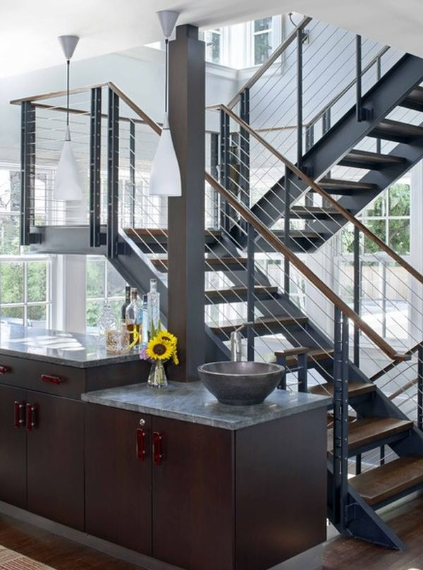 steel staircase design1