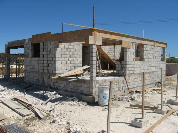 Калькулятор строительства дома из пеноблоков своими руками