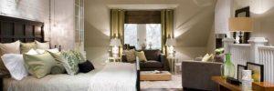 Освещение в спальне — 70 фото оригинальных идей в интерьере спальни