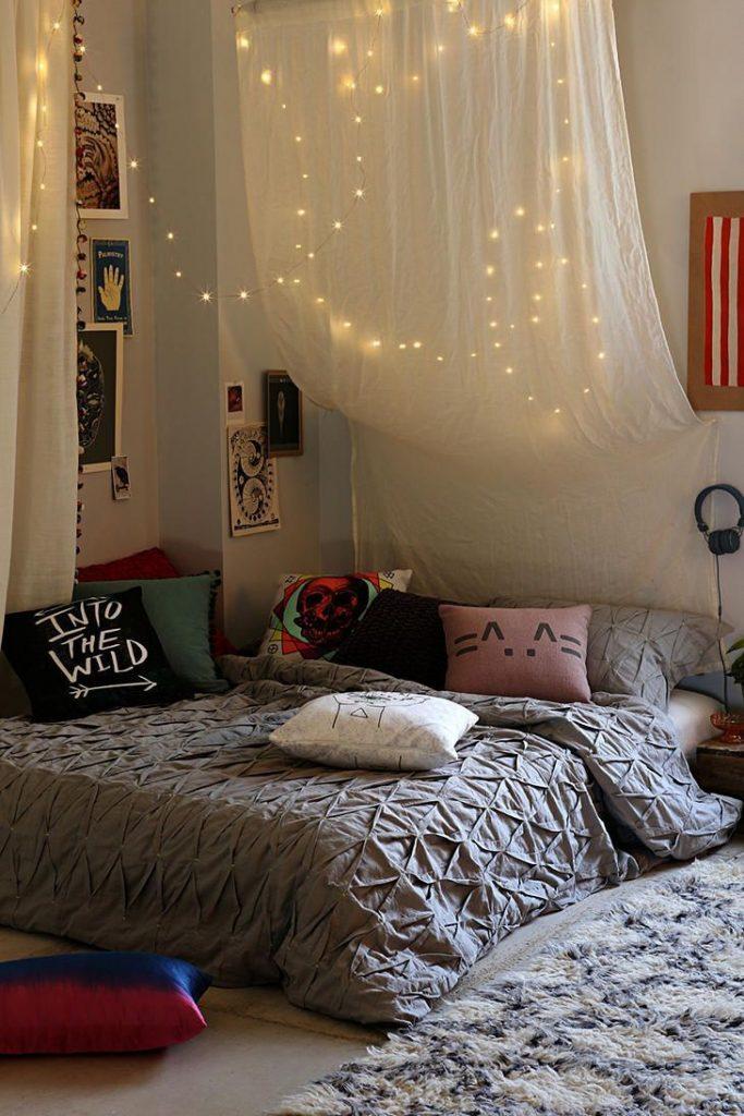 Как уютнее сделать комнату в