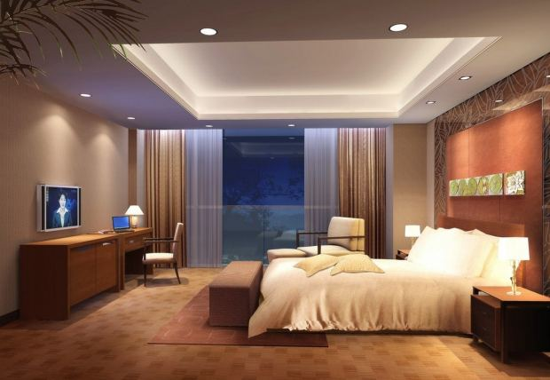 Bedroom Ceiling Lighting Ideas Bedroom Ceiling Lighting Ideas Peeking And Adjustable Bedroom - Lighting Home Decorate