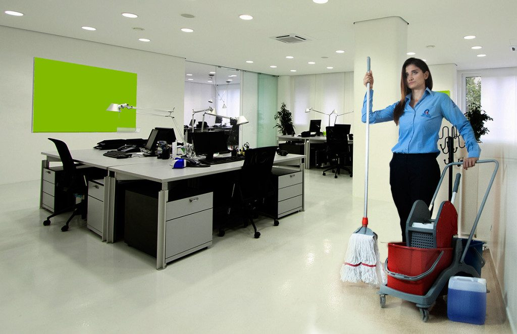 Klining. Professionalnaya uborka 1024x662