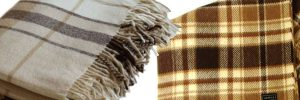 Пледы и одеяла из шерсти альпака и мериноса, в чем отличия в фото