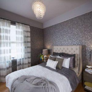 Спальня серого цвета — секреты идеального сочетания цвета