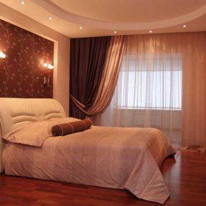 Тюль в спальню: ТОП-50 фото лучших новинок и дизайна