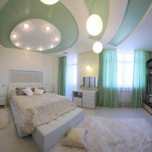 Яркая спальня: фото-обзор лучших дизайнерских решений (77 фото)