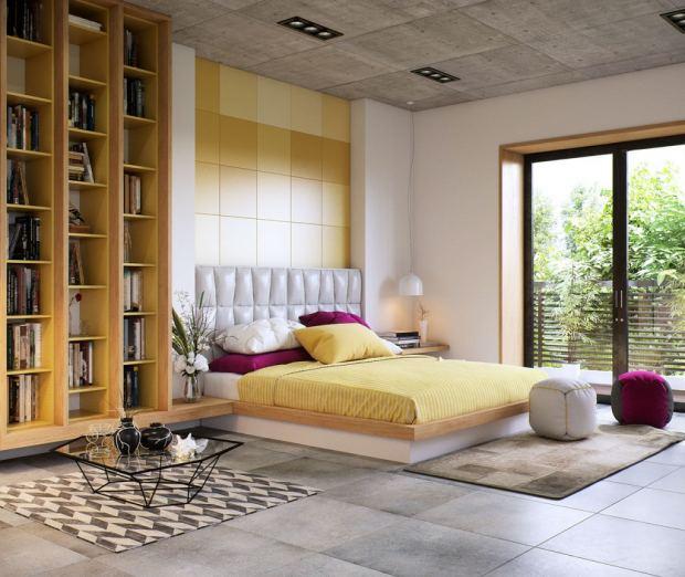 Яркая спальня (8)