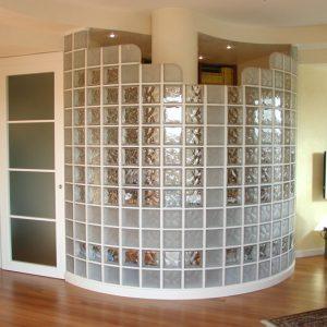 Стеклоблоки – универсальный строительный материал