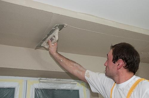 Чем выровнять потолок самостоятельно