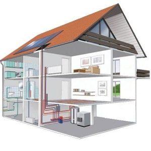 Отопление загородного дома без газа: альтернативы