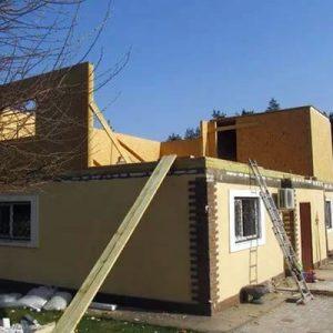 Надстройка этажей: увеличение постройки с минимальными усилиями