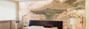 Романтика Востока в спальной комнате