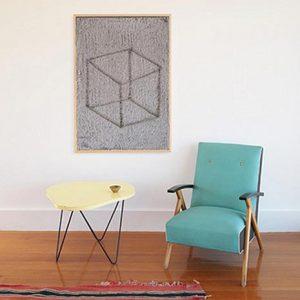 Украшение стен интерьера | Идеи ручной работы в фото