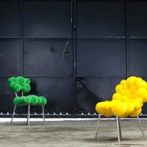 Мебель «Мутация» от Мартина де Солера