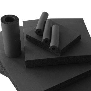 Каучуковая теплоизоляция труб и воздуховодов