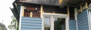 Секреты отделки сайдингом деревянного дома: советы новчикам в фото