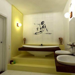 Ремонт ванной — строительная часть