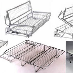 Виды раздвижных механизмов мягкой мебели