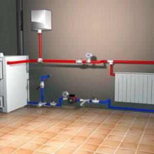 Двухтрубная система отопления и ее преимущества