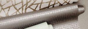 Как наклеить флизелиновые обои: специальный клей и оклеивание стен в фото