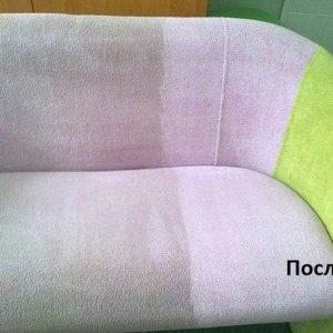 Средства для чистки мягкой мебели