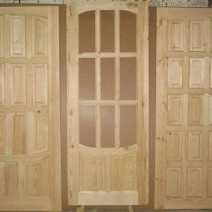 Два вида дверей