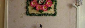 Необычный новогодний декор к Новому 2012 году в фото