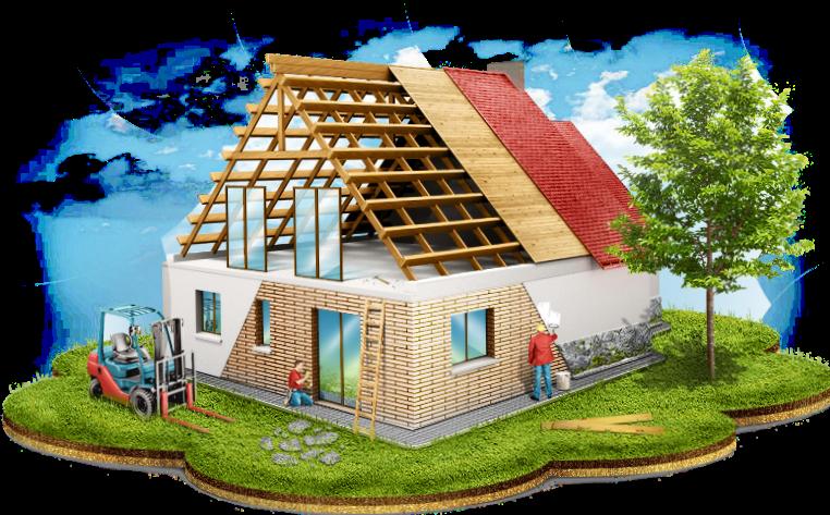 дом строим фото