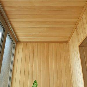 Внутренняя обшивка балкона: какой материал использовать?