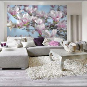 Художественная отделка стен: плюсы и минусы фотообоев в дизайне интерьера в фото