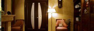 Как выбрать цвет двери межкомнатной и входной? в фото