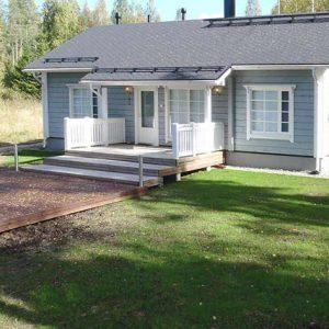 Финские сборные дома