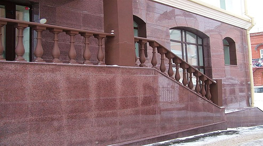 granit fasad