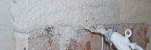 Механическая штукатурка – идеально гладкие стены в фото