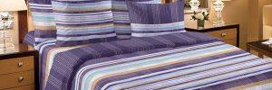Натуральное постельное белье для комфортного сна в фото