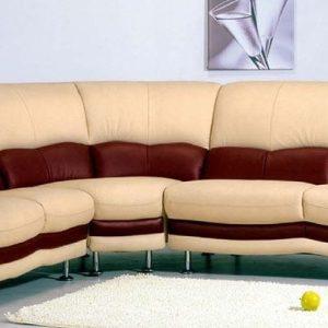 Мягкая мебель. Обивка мебели: ткань или кожа?