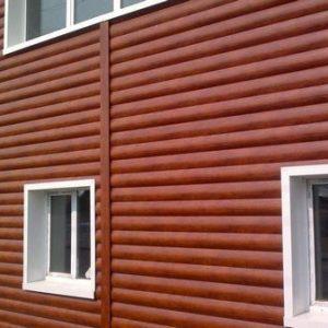 Почему ПВХ сайдинг популярней деревянного?