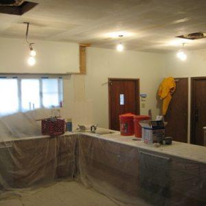 Ремонт помещения для кухни