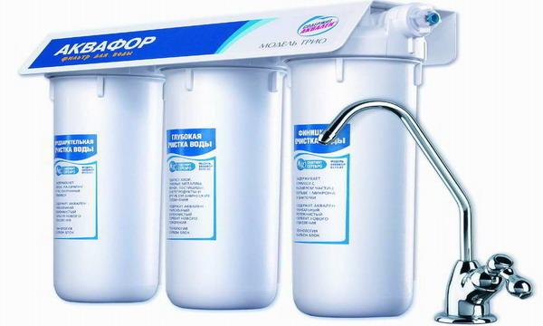 domashnie filtry dlja ochistki vody 1