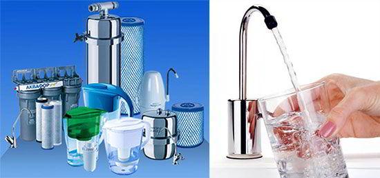 filtry dlya vody