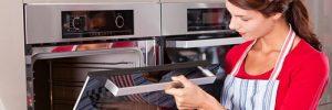 Как выбрать духовку: виды, основные и дополнительные характеристики духовых шкафов в фото