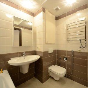 Ремонт ванной комнаты. Косметика