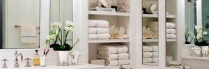 Чистота и красота: выбор зеркального шкафа для ванной комнаты