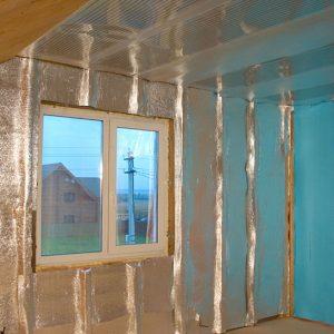 Методы утепления частных домов