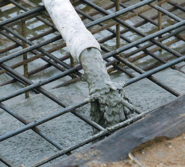 zalivka betona 2