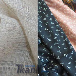 Тонкая прозрачная ткань: виды, названия, особенности в фото