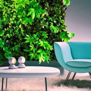 Вертикальное озеленение — современное решение