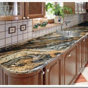 Популярные материалы для кухонной поверхности