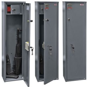 Самые дешевые сейфы для оружия